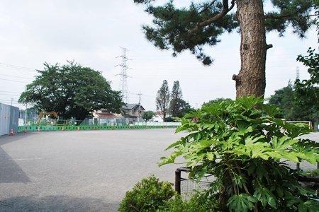 小平市立 小平第十二小学校 校長 木田 明男 先生