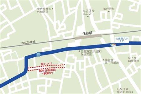 西東京市役所 都市計画課 乙幡昭次 様 インタビュー
