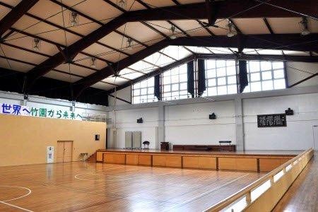 つくば市立竹園東小学校 体育館