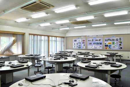 つくば市立竹園東小学校 ICT教室