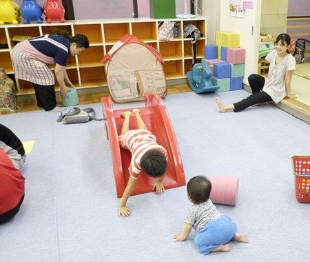 蕨市北町児童館