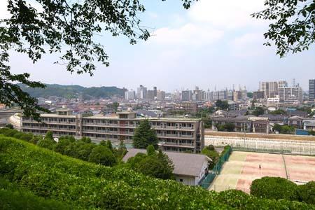 聖蹟桜ヶ丘の街