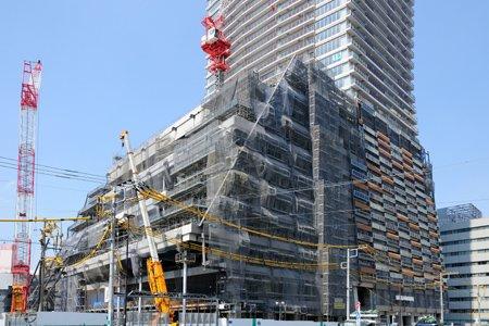 豊島区役所 新庁舎(建設中)
