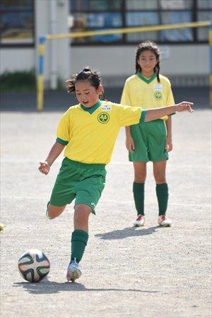 蕨北町サッカースポーツ少年団インタビュー