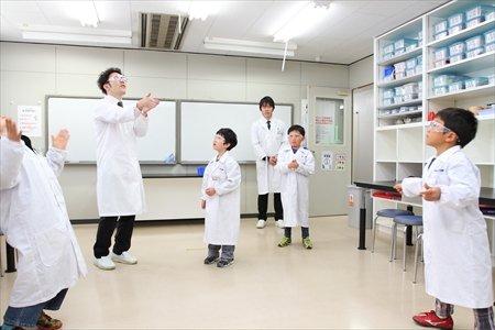 サイエンス倶楽部 浦和教室インタビュー