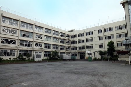 練馬区立貫井中学校