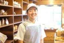 ドイツパンが美味しいベーカリーカフェ/Bakerycafe COPPET 奥山誠さん