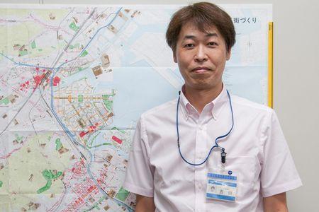 人々に選ばれる都心の整備を進め、東神奈川の街がさらに住みやすくなるように/横浜市役所都市整備局都心再生課 吉田和重さん