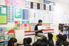 国際社会に貢献するリーダーの育成を目指して/関西インターナショナルスクール 芦屋校 毛利瞳さん