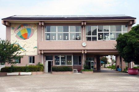 所沢第六文化幼稚園外観