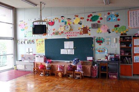 所沢第六文化幼稚園教室