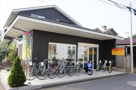 サイクルセンター永瀬 永瀬勇介さん インタビュー