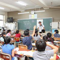 桶川市立朝日小学校インタビュー