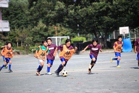 宮前サッカークラブ 練習