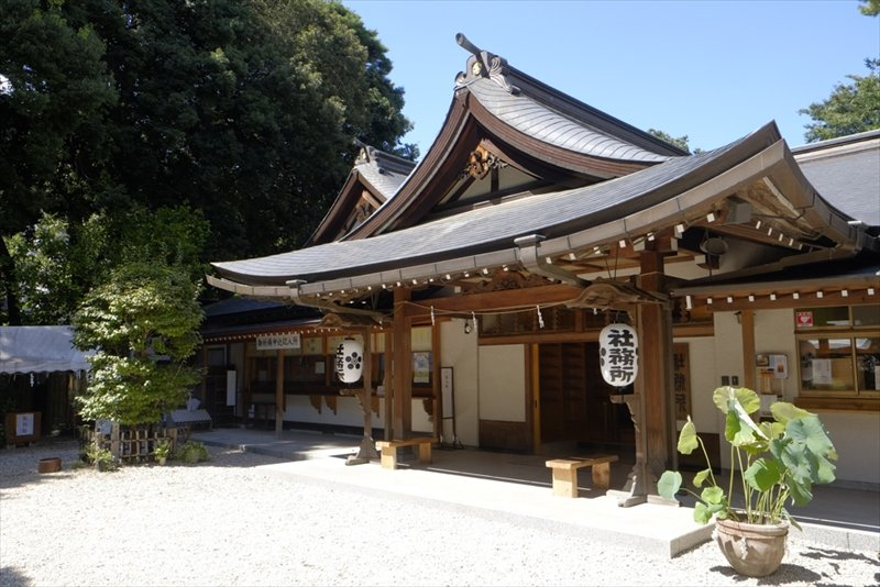節目節目にお参りを。約二千年の歴史を持つ神社/布多天神社 権禰宜 野澤晃司さん