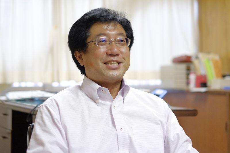 濵松章洋校長先生