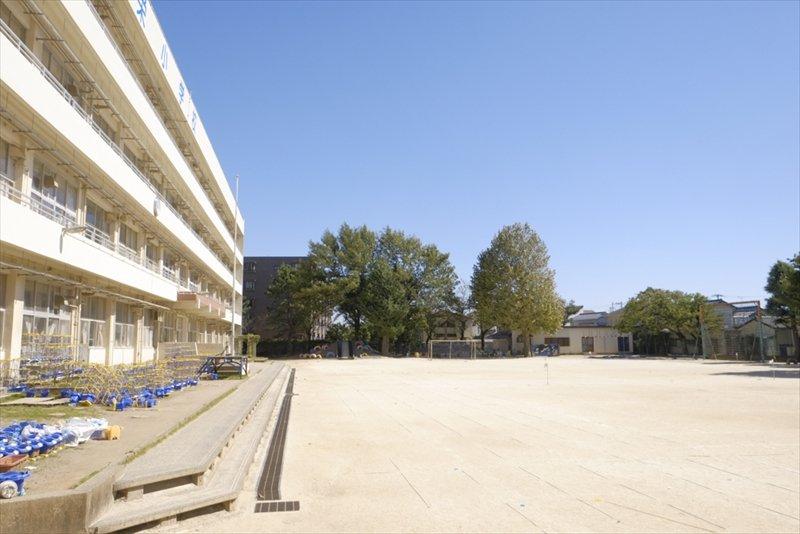 大きな校庭