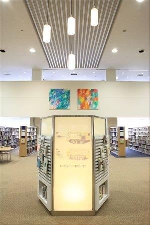 乳児から高齢者までみんなが楽しめる 「豊島区立中央図書館」
