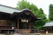 緑豊かな、心安らぐ場所を守っていきたい/葛飾八幡宮 宮司 持田篤史さん