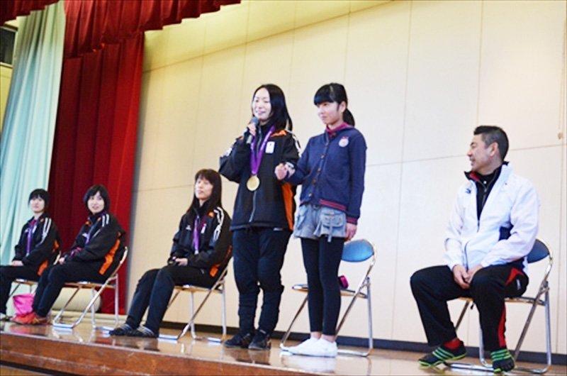 パラリンピックで活躍された選手と学ぶ講座