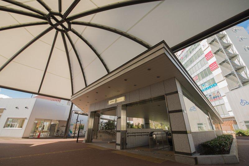 仙台市営地下鉄「長町」駅