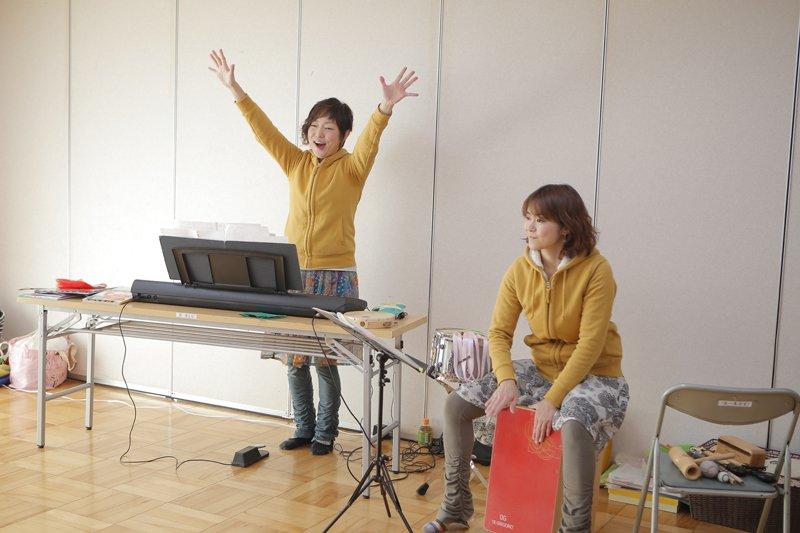岩﨑さんと高橋さん