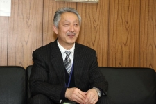 インタビュー/高槻市立第一中学校 北山茂治校長先生