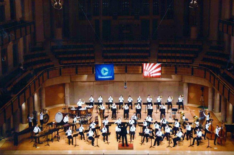 吹奏楽コンクール西関東大会の様子