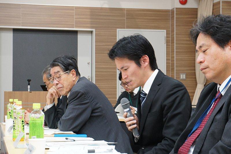 草薙駅周辺まちづくり検討会議の様子④