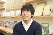 えほんのがっこうインタビュー/えほんのがっこう 中村亮介さん