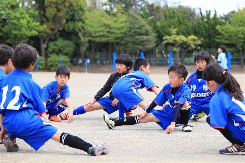 磯辺FC インタビュー 子どもたちが楽しむことを第一に