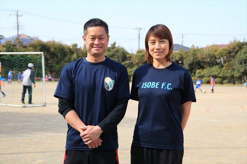 磯辺FC インタビュー 奥小路コーチ と 入江コーチ