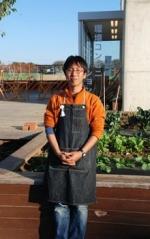 「農あるまちづくり」の拠点、三世代にわたって選ばれる街になるために。/環境コンビニステーション 館長 中島敏博さん