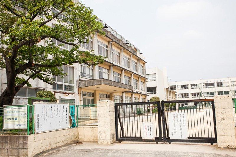 松戸中央放課後児童クラブのある「松戸市立北部小学校」