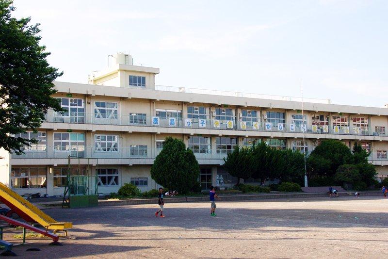 鹿島台小学校外観