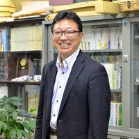 松仙小学校校長・齊藤純先生