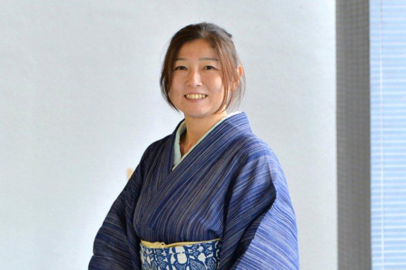 2015(平成27年)年代表 高市洋子さん