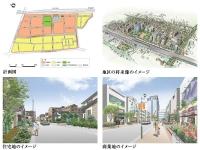 ゆとりある良好な市街地環境へと進化する「南与野駅西口土地区画整理事業」