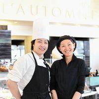 ラグジュアリーな雰囲気と親しみやすい接客が織り成す地域密着の洋菓子店「ロートンヌ中野店 」