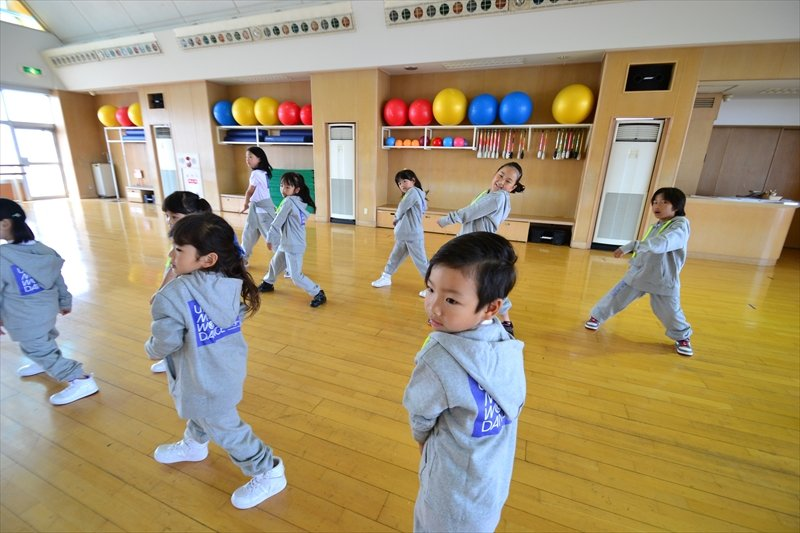 キッズダンス(写真はイメージ)