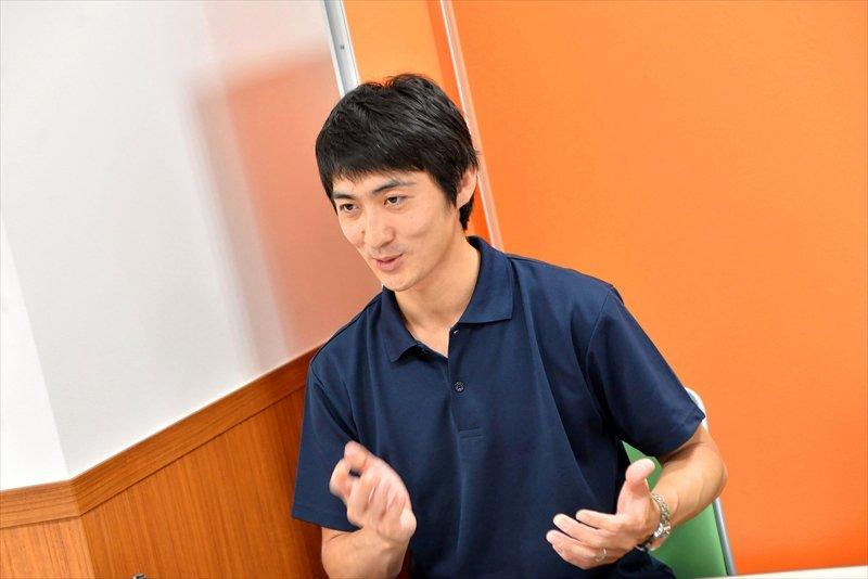 今後の展開について話す西川さん