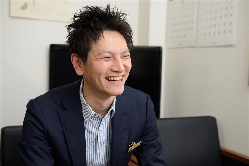 株式会社JR中央ラインモールの加藤啓太さん
