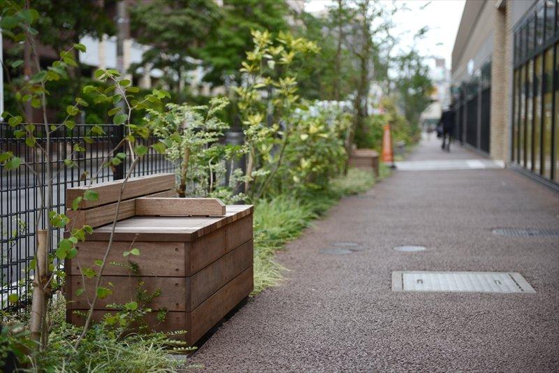 自然と調和した街づくり