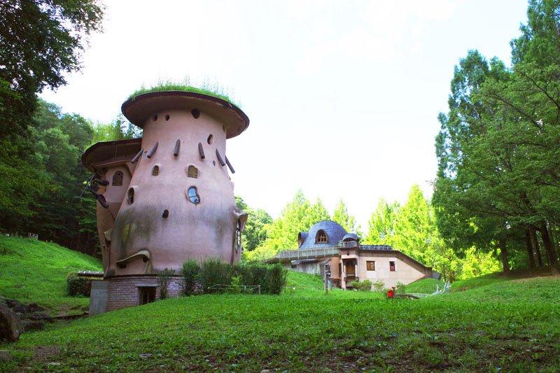 飯能市南部にある「あけぼの子どもの森公園」