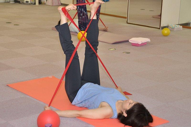 継続することで体の柔軟性がつく
