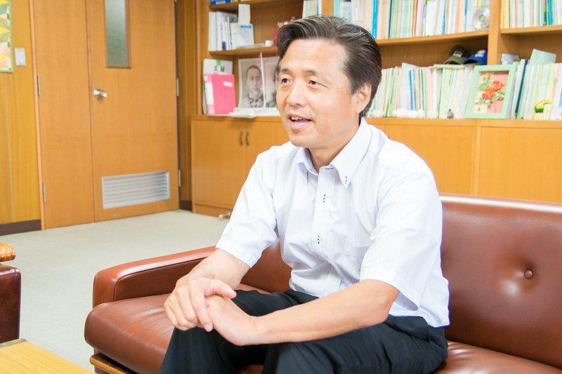 鈴木校長先生