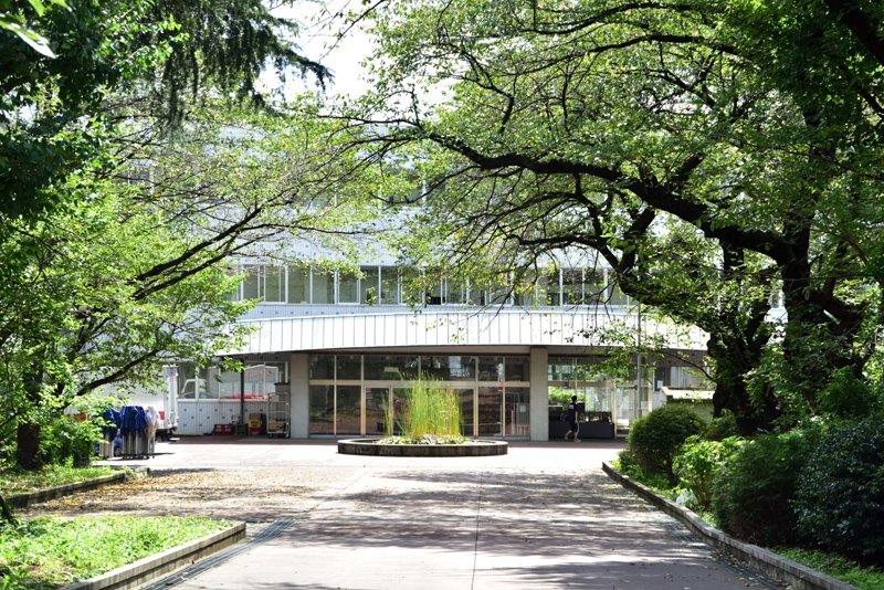 東京都立西高等学校