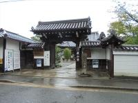 静かな寺町にたたずむ「盧山寺」は文学ファンが後を絶たない憧憬の地/盧山寺 管長 町田泰宣さん