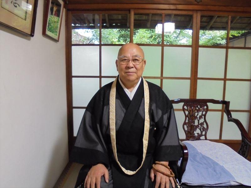 盧山寺 町田さん