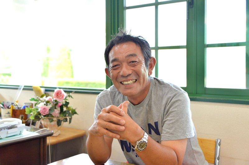 「フェアリーテニスフォーラム」支配人 徳丸豊さん